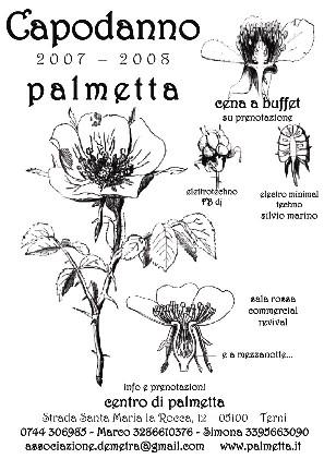capodanno @ palmetta