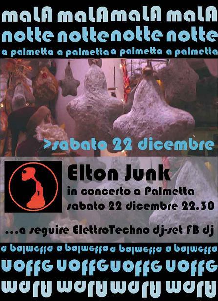 maLAnotte @ palmetta – sabato 22 dicembre 07
