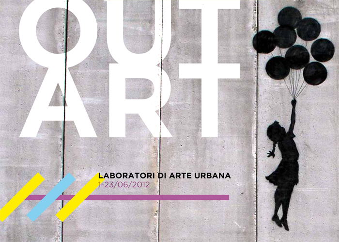 OUT ART – laboratori di arte urbana