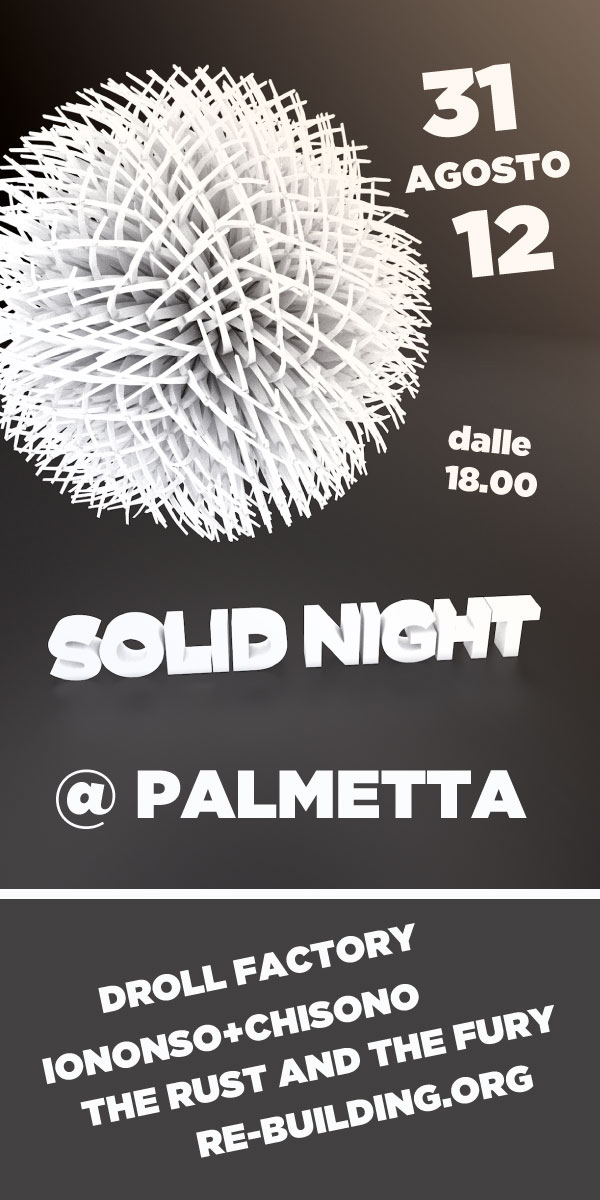 SOLID NIGHT @ PALMETTA