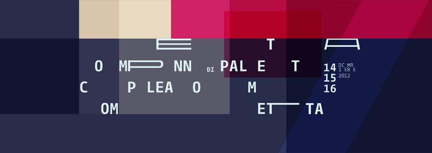 Il Compleanno di Palmetta 2012 | 14 15 16 Dicembre 2012