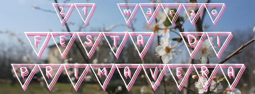 FESTA DI PRIMAVERA 2015  | Sabato 21 Marzo 2015 – Centro di Palmetta