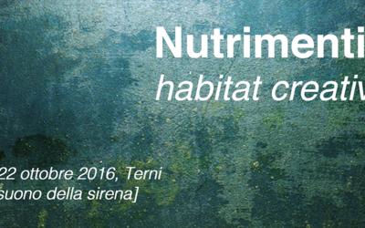 Nutrimenti_ habitat creativo Open call